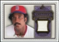 2009 Upper Deck SP Legendary Cuts Legendary Memorabilia Violet #JR Jim Rice /25