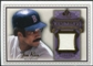 2009 Upper Deck SP Legendary Cuts Legendary Memorabilia Violet #JR2 Jim Rice /25