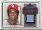 2009 Upper Deck SP Legendary Cuts Legendary Memorabilia Violet #LB Lou Brock /25