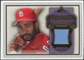 2009 Upper Deck SP Legendary Cuts Legendary Memorabilia Violet #OS Ozzie Smith /25