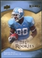 2009 Upper Deck Icons #131 Hakeem Nicks /599