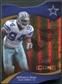 2009 Upper Deck Icons Gold Holofoil Die Cut #5 DeMarcus Ware /75