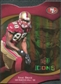 2009 Upper Deck Icons Gold Holofoil Die Cut #22 Isaac Bruce /75