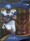 2009 Upper Deck Icons Gold Holofoil Die Cut #23 Julius Jones /75
