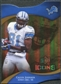 2009 Upper Deck Icons Gold Holofoil Die Cut #28 Calvin Johnson /75