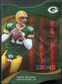 2009 Upper Deck Icons Gold Holofoil Die Cut #29 Aaron Rodgers /75