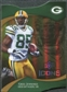 2009 Upper Deck Icons Gold Holofoil Die Cut #31 Greg Jennings /75