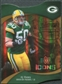 2009 Upper Deck Icons Gold Holofoil Die Cut #32 A.J. Hawk /75