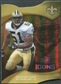 2009 Upper Deck Icons Gold Holofoil Die Cut #43 Jonathan Vilma /75