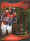 2009 Upper Deck Icons Gold Holofoil Die Cut #76 Chad Ocho Cinco Johnson /75