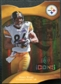 2009 Upper Deck Icons Gold Holofoil Die Cut #84 Hines Ward /75