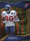 2009 Upper Deck Icons Gold Holofoil Die Cut #89 Andre Johnson /75