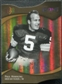 2009 Upper Deck Icons Gold Holofoil Die Cut #177 Paul Hornung /25