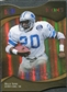 2009 Upper Deck Icons Gold Holofoil Die Cut #195 Billy Sims /25