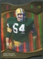 2009 Upper Deck Icons Gold Holofoil Die Cut #197 Jerry Kramer /25