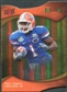 2009 Upper Deck Icons Gold Holofoil Die Cut #114 Percy Harvin /50