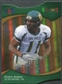 2009 Upper Deck Icons Gold Holofoil Die Cut #118 Ramses Barden /50