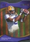 2009 Upper Deck Icons Gold Holofoil Die Cut #120 Demetrius Byrd /50