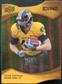 2009 Upper Deck Icons Gold Holofoil Die Cut #121 Chase Coffman /50