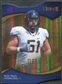 2009 Upper Deck Icons Gold Holofoil Die Cut #132 Alex Mack /50