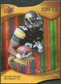 2009 Upper Deck Icons Gold Holofoil Die Cut #166 Shonn Greene /50