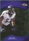2009 Upper Deck Icons Gold Foil #73 Ray Lewis /125