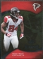 2009 Upper Deck Icons Gold Foil #100 Roddy White /125