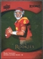 2009 Upper Deck Icons Gold Foil #102 Mark Sanchez /99