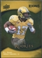 2009 Upper Deck Icons Gold Foil #147 D.J. Moore /99