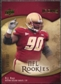 2009 Upper Deck Icons Gold Foil #150 B.J. Raji /99