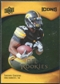 2009 Upper Deck Icons Gold Foil #166 Shonn Greene /99
