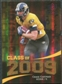 2009 Upper Deck Icons Class of 2009 Gold #CC Chase Coffman /130