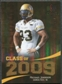 2009 Upper Deck Icons Class of 2009 Gold #JO Michael Johnson /130
