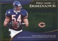 2009 Upper Deck Icons Decade of Dominance Silver #DDBU Brian Urlacher /450