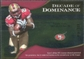 2009 Upper Deck Icons Decade of Dominance Silver #DDFG Frank Gore /450