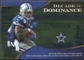 2009 Upper Deck Icons Decade of Dominance Silver #DDMB Marion Barber /450