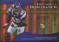 2009 Upper Deck Icons Decade of Dominance Gold #DDDS Darren Sharper /130