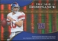 2009 Upper Deck Icons Decade of Dominance Gold #DDEM Eli Manning /130