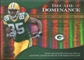 2009 Upper Deck Icons Decade of Dominance Gold #DDGJ Greg Jennings /130