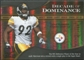 2009 Upper Deck Icons Decade of Dominance Gold #DDJH James Harrison /130