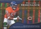 2009 Upper Deck Icons Decade of Dominance Gold #DDLB Lance Briggs /130