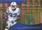 2009 Upper Deck Icons Decade of Dominance Gold #DDRW Reggie Wayne /130