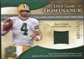 2009 Upper Deck Icons Decade of Dominance Jerseys #DDFA Brett Favre /199