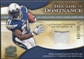 2009 Upper Deck Icons Decade of Dominance Jerseys #DDTO LaDainian Tomlinson /199