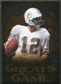 2009 Upper Deck Icons Greats of the Game Silver #GGBG Bob Griese /450