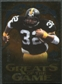 2009 Upper Deck Icons Greats of the Game Silver #GGFH Franco Harris /450