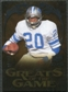2009 Upper Deck Icons Greats of the Game Gold 199 #GGSI Billy Sims /199