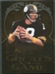 2009 Upper Deck Icons Greats of the Game Gold 199 #GGTB Terry Bradshaw /199