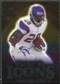 2009 Upper Deck Icons NFL Icons Silver #ICAP Adrian Peterson /450