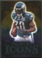 2009 Upper Deck Icons NFL Icons Silver #ICBD Brian Dawkins /450